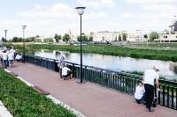 Экологический отряд привел в порядок территорию Прощеного колодца, Фото: 21