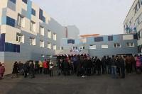 Бассейн в Пролетарском районе. Открытие, Фото: 4