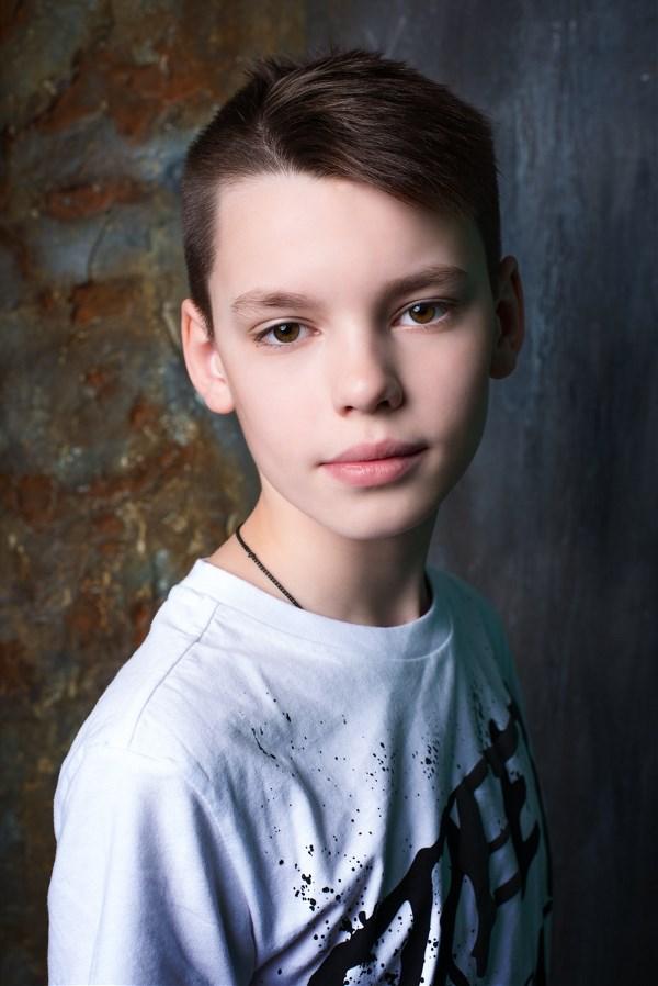Денис Егоров, 11 лет. Фото Александра Сережкина.
