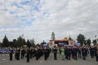 По праздничной Туле прошли духовые оркестры, Фото: 33