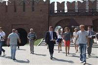 Ход работ по восстановлению Кремля, Фото: 13