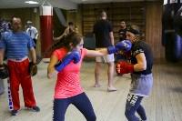 Женский бокс: тренировка , Фото: 22