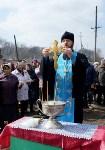 Храм в селе Ефремовского района обрел купол и крест, Фото: 12