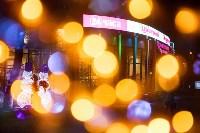 Как украсили Тулу к Новому году, Фото: 7
