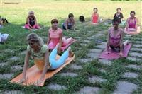 Йога в Центральном парке, Фото: 29