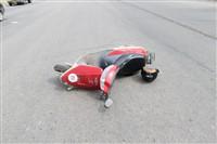 На Косой Горе сбили скутериста, Фото: 6