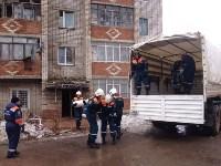Взрыв газа в Ясногорске, Фото: 5