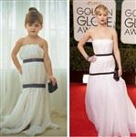Платья четырехлетнего модельера, Фото: 15