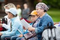 Агриппина Стеклова на фестивале Толстой, Фото: 27