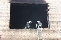 В Новомосковске произошел пожар на химпредприятии: есть пострадавший, Фото: 3