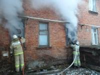 Пожар в Суворовском районе утром 16 декабря, Фото: 2