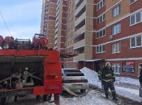 Пожар в Левобережном, Фото: 6