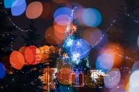 Как украсили Тулу к Новому году, Фото: 26