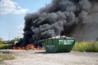 Пожар в гаражном кооперативе №17, Фото: 54