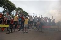 """Файер-шоу от болельщиков """"Арсенала"""". 16 мая 2014 года, Центральный парк, Фото: 27"""