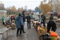 Стихийный рынок на ул. Пузакова, Фото: 1