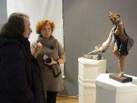 В Туле открылась выставка текстильной скульптуры, Фото: 2