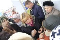 Недовольные клиенты «атаковали» офис банка «Первый Экспресс», Фото: 3