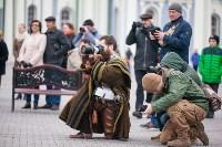 Средневековые маневры в Тульском кремле. 24 октября 2015, Фото: 144