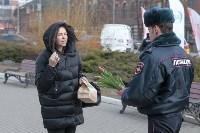 Полиция поздравила тулячек с 8 Марта, Фото: 46