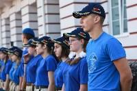 Присяга в Тульском суворовском училище: фоторепортаж, Фото: 29