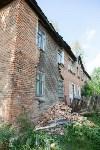 В Шахтинском поселке люди вынуждены жить в рушащихся домах, Фото: 1