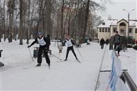 В Туле состоялась традиционная лыжная гонка , Фото: 42