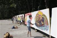 Молодые туляки попытали свои силы на конкурсе граффити, Фото: 17