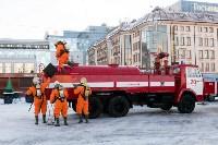 День спасателя. Площадь Ленина. 27.12.2014, Фото: 47