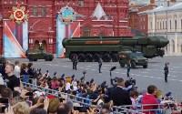 Тульская делегация побывала на генеральной репетиции парада Победы в Москве, Фото: 17