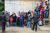 В Плеханово продолжается снос незаконных цыганских построек, Фото: 63