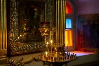 Вербное воскресенье 2020: тульские храмы опустели, Фото: 4