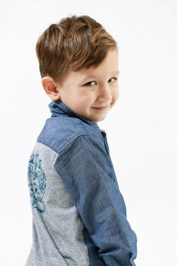 Хардыбакин Марк, 4 года