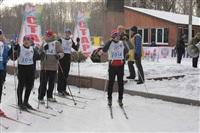 В Туле состоялась традиционная лыжная гонка , Фото: 28