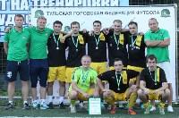 Первый в истории Кубок Myslo по мини-футболу., Фото: 29