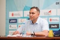 Новый тренер Тулицы, Фото: 2