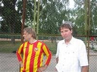 Фанаты тульского «Арсенала» сыграли в футбол с руководством клуба, Фото: 34