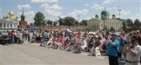 Площадь Ленина наполнили звуки хорового пения, Фото: 13
