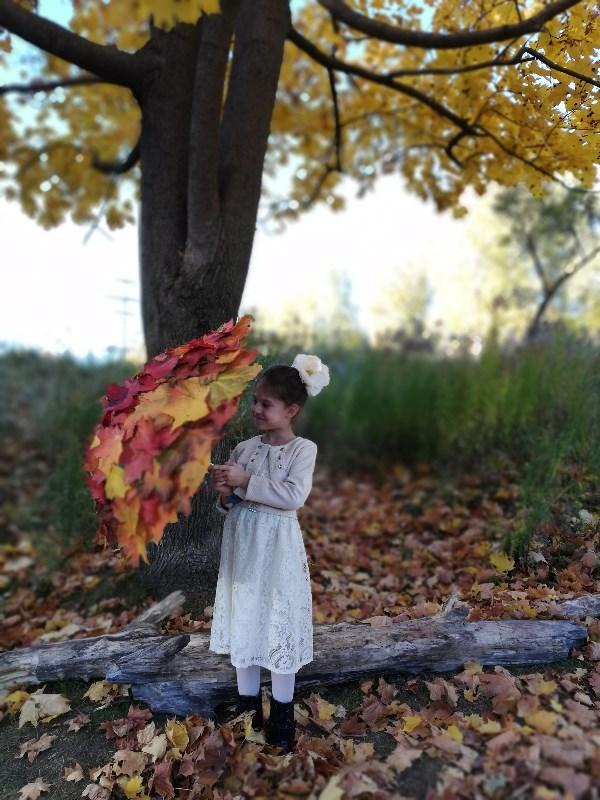Обожаю осень!
