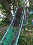 Аварийная детская площадка на Косой Горе, Фото: 7