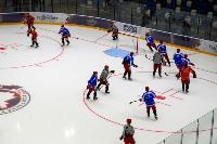 Ледовый дворец. тренировки команды Академии Михайлова , Фото: 44