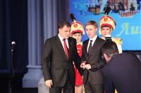 Владимир Груздев поздравил тульских выпускников-медалистов, Фото: 23