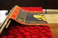 В Туле прошла церемония крепления к древку полотнища знамени регионального УМВД, Фото: 17