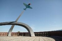 Полномочный представитель Президента России в ЦФО осмотрел мемориал «Защитникам неба Отечества», Фото: 1