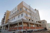 строительство новых корпусов Тульской детской областной клинической больницы, Фото: 7