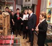 Открытие Краеведческого музея. 20 декабря 2013, Фото: 21