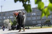 Празднование 69-й годовщины победы в Великой Отечественной войне на площади Победы. Тула, Фото: 16
