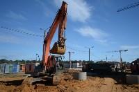Строительство суворовского училища. 6 июля 2016 года, Фото: 7