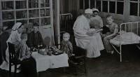 Детское инфекционное отделение, 1957 г., Фото: 12