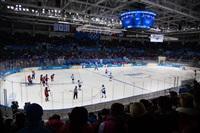 Женский хоккейный матч Канада-Финляндия. Зимняя Олимпиада в Сочи, Фото: 9